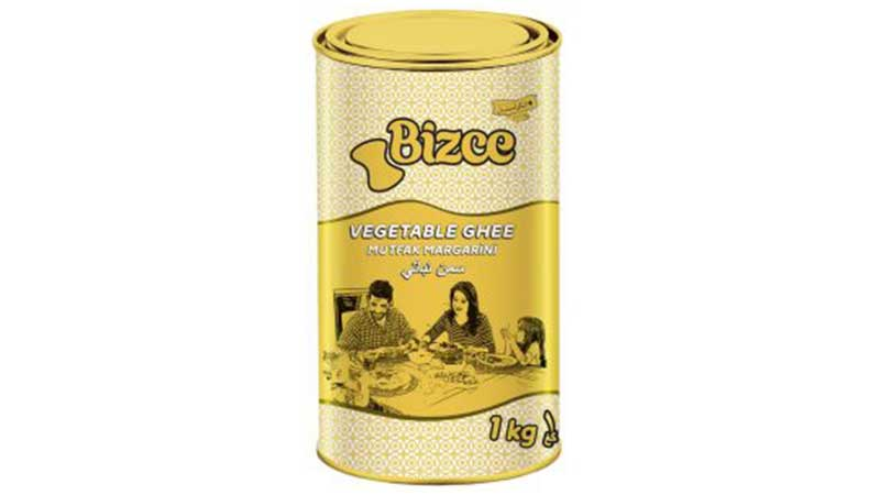 1KG Teneke Margarin
